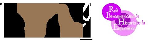 Logo de la Asociación Canaria de Historia de la Profesión Enfermera y de la Red Iberoamericana de Historia de la Enfermería